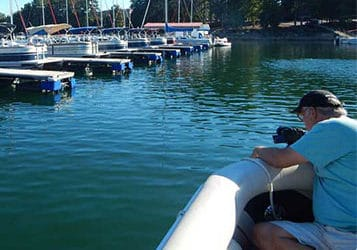 How I Turned a Beautiful Day at Lake Lanier Into an Effective Brand Video