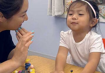 A Healthcare Video On Teaching Deaf Kids to Hear