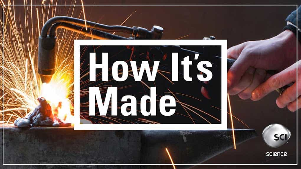 "Shows like ""How It's Made"" are popular because people are curious about how things are made."