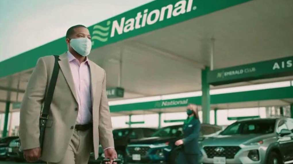 Should everyone in your advertising be wearing a face mask?