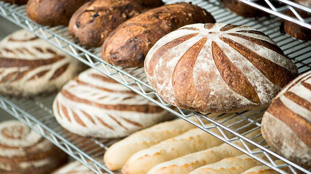 Artisan bakeries are just one example of small CPG companies.