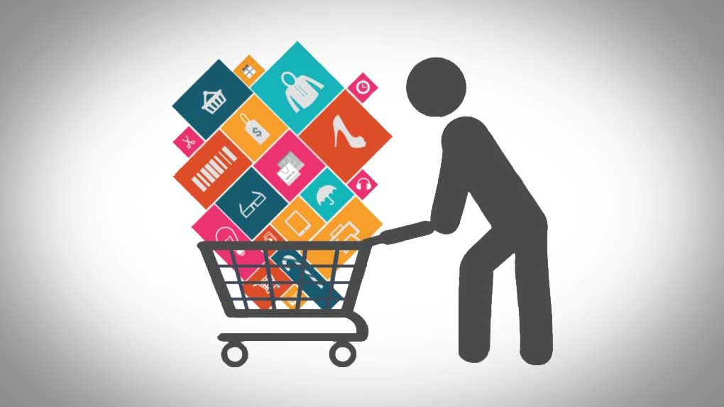The pandemic has had positive and negative effects on retail sales.