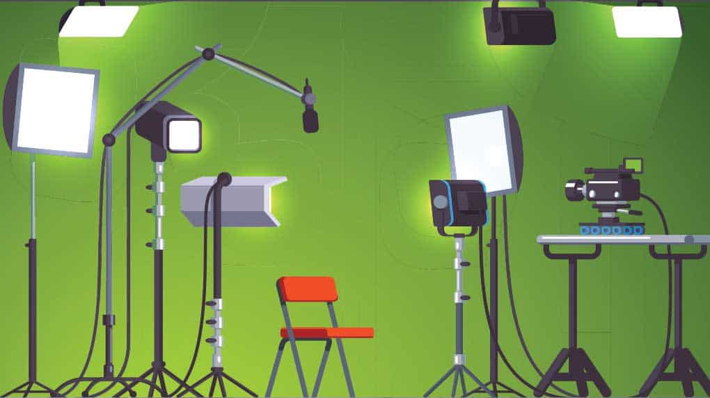 The video production process can vary depending on the type of video being produced.