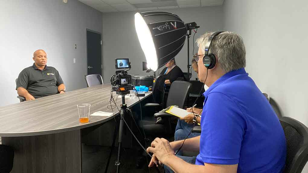 An experienced storyteller can turn any production into a smart production.