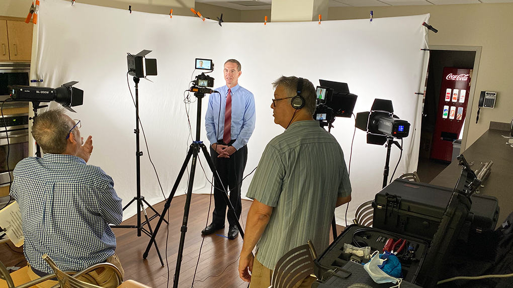 Smart production means using an experienced storyteller to save you time and money.