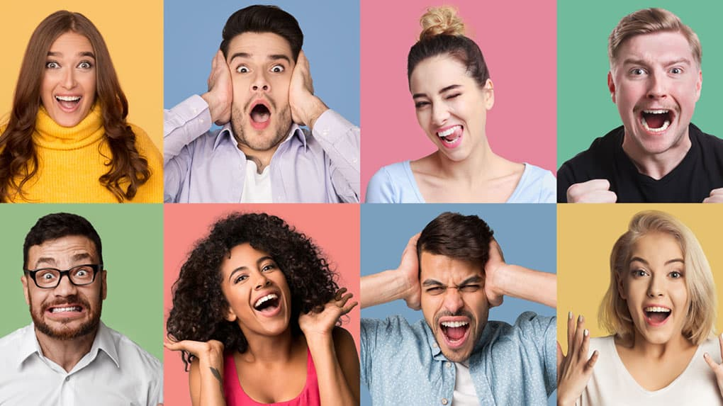 Activating the right emotions can lead to more clicks.